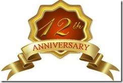 12 Year Aniversary