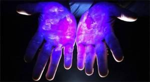 Germy Hands